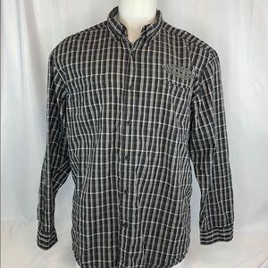 Harley Davidson 2k@ Long Sleeve Button Shirt